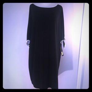 Dillard's Tiana B.  brand black & white dress
